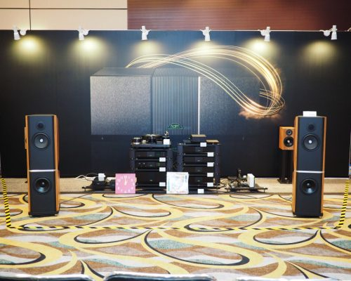 Success at the Hong Kong High-End Audio Visual Show