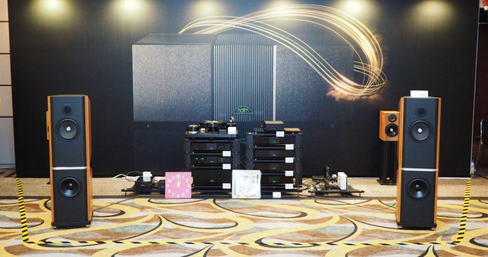 Success at the Hong Kong High-End Audio Visual Show