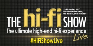 Kudos Titan 707 at The Hi-Fi Show Live 2017, 21st-22nd October