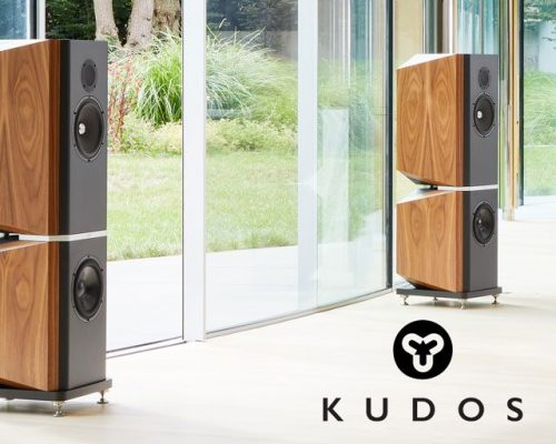 Experience the Flagship Kudos Titan 808 with a full Linn Klimax Exakt System at The Audiobarn
