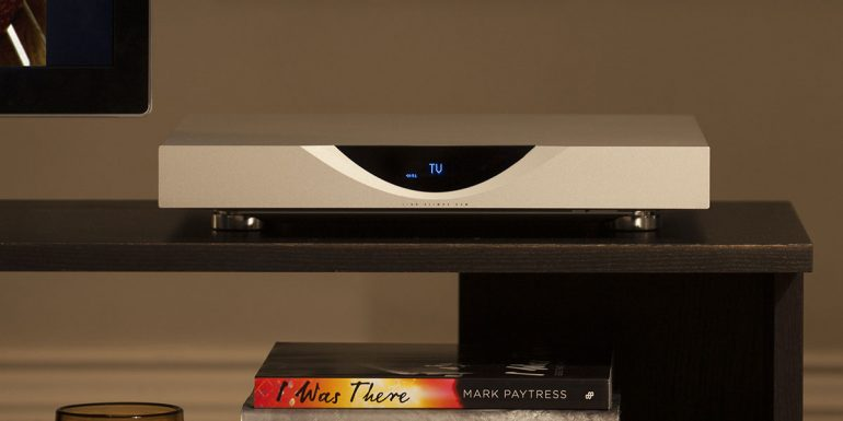 Linn Klimax DSM for Kudos Audio active operation