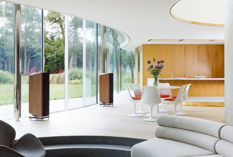 Kudos Audio Titan 707 loudspeakers