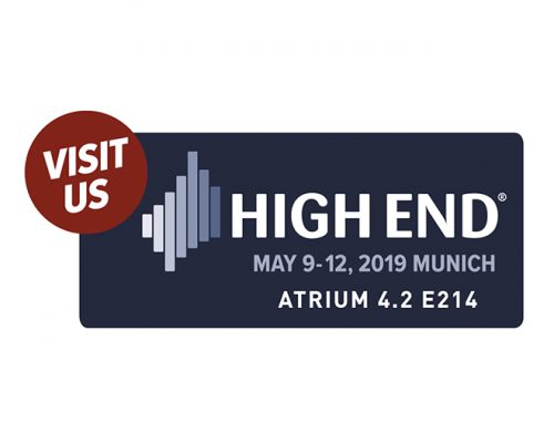 Munich High End, 9th-12th May 2019