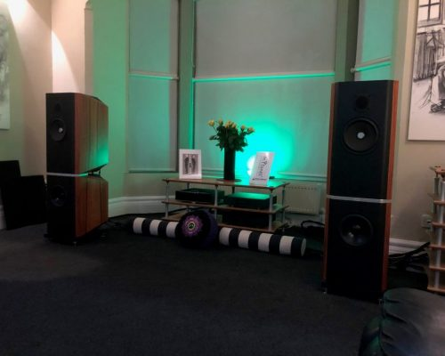 Kudos x Linn Exakt Evening at Brian & Trevors – 25th April 2019