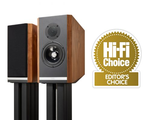 Titan 505 Awarded Editors Choice by Hi-Fi Choice
