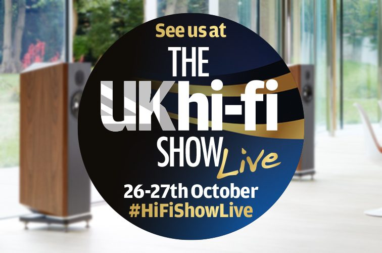 Join us at The UK Hi-Fi Show Live 2019