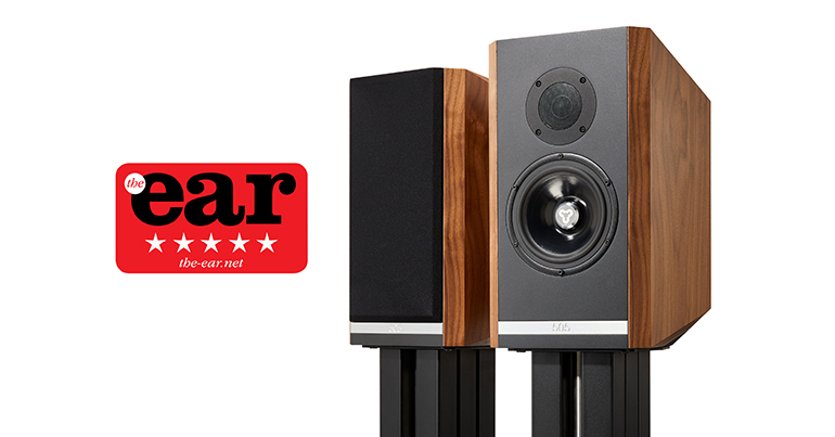 Five Stars for the Titan 505 from The Ear