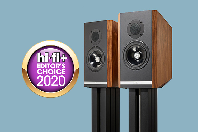 Kudos Titan 505 Makes Editors Choice 2020 in Hi-Fi + Magazine