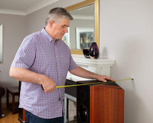 Kudos tips for optimising the position of your speakers