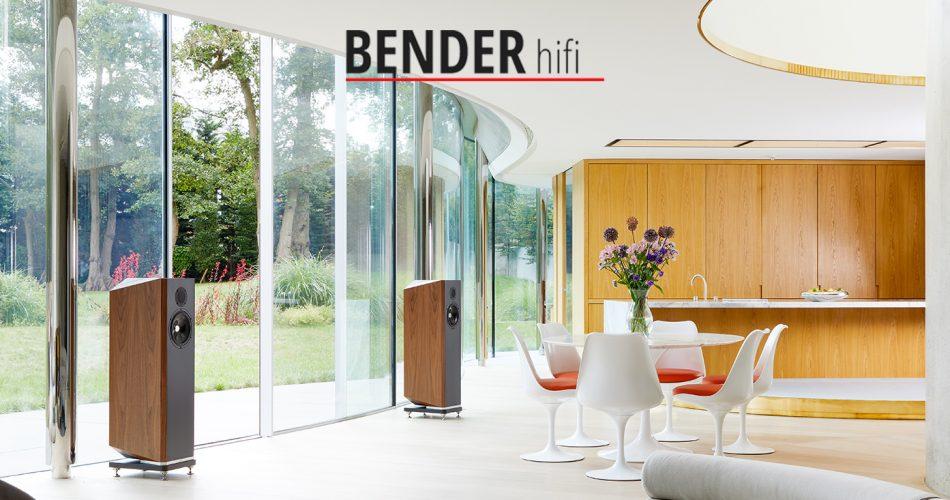 Audio Show Bender HiFi 2020 (Netherlands)