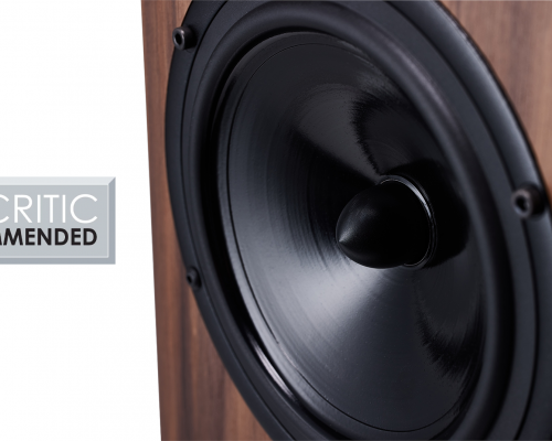 HIFICRITIC Highly Recommends the Kudos Cardea C10